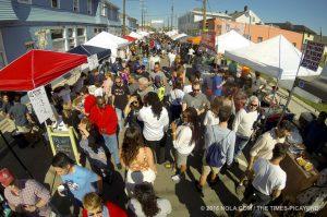 2016 Freret Street Festival. Photo by Michael DeMocker, NOLA.com | The Times-Picayune.